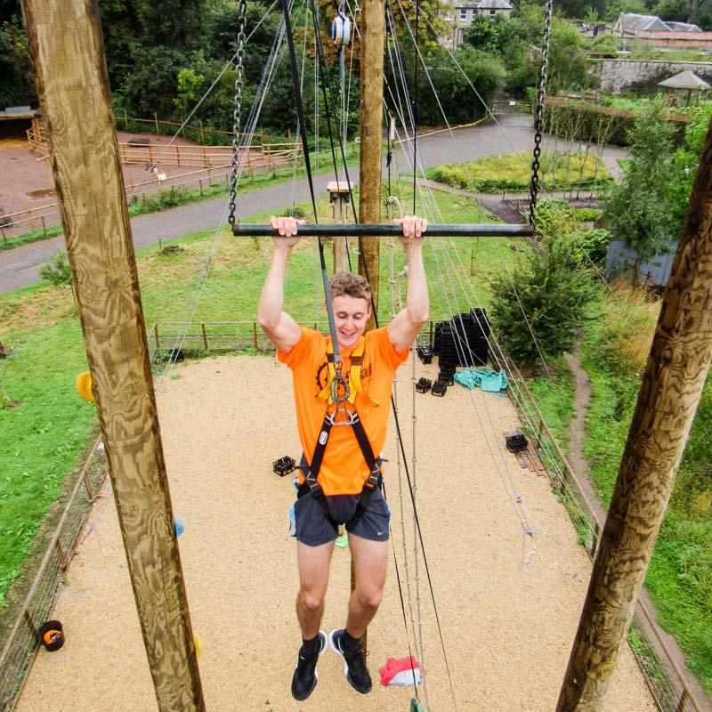 High Ropes Course  Adventure Bristol